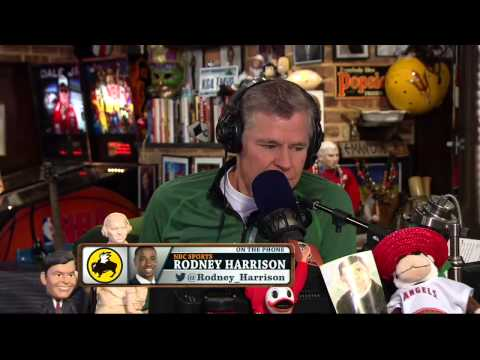 Rodney Harrison on Concussions 11/15/13