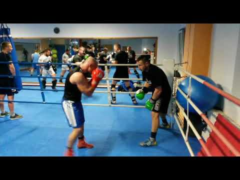 BOX SPARING 2017 - PITBULL Gym vs. SK BURSA ŘEZNÍK Gym CZ - EU