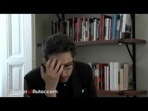 Patricio Pron - Conocer al Autor, 2010 / Entrevista