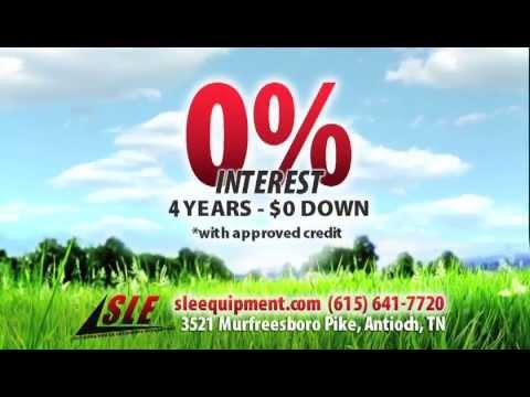SLE Equipment Summer Blowout Sale - Husqvarna Mowers On Sale