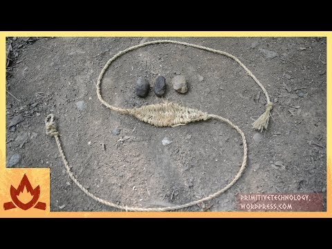 Primitive Technology: Sling