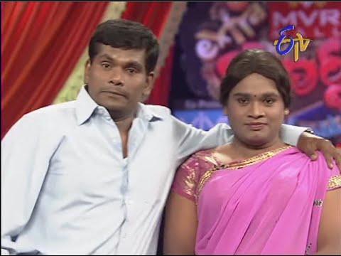 Extra Jabardasth -    -   Chammak Chandra Performance on 10th April 2015