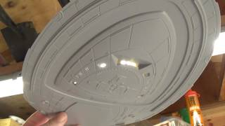 U S S Voyager Build - Part 1