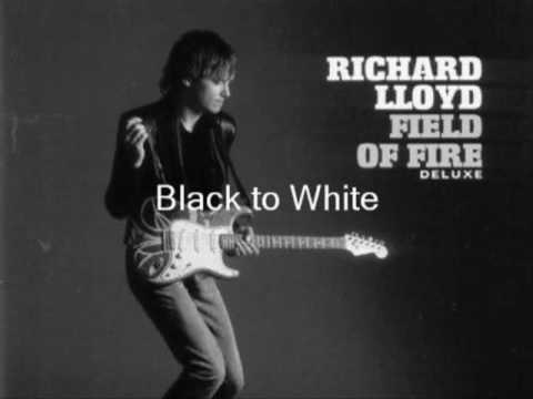 Black to White - Richard Lloyd