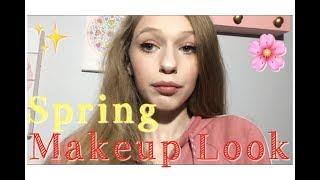 Spring  Makeup Tutorial!