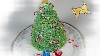 3D Tannenbaum Motivtorte | Weihnachtsbaumtorte von Nicoles Zuckerwerk |  Christmastree Cake