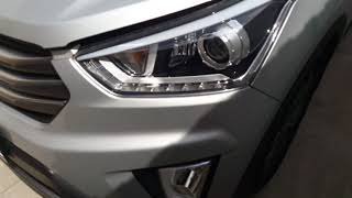 Хендай Крета / Грета 2017-2018 - фото и цены, видео, характеристики нового Hyundai Creta