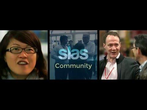SLAS Community: Where Science and Technology Unite