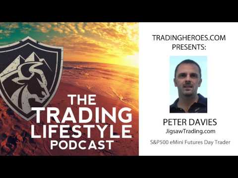 TTL #21 // Peter Davies on Successfully Trading the S&P500 eMini