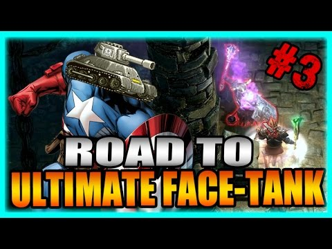 Road to Ultimate Face Tank! Grim Dawn Commando Build (Solider  Demolitionist) Gameplay Part 3