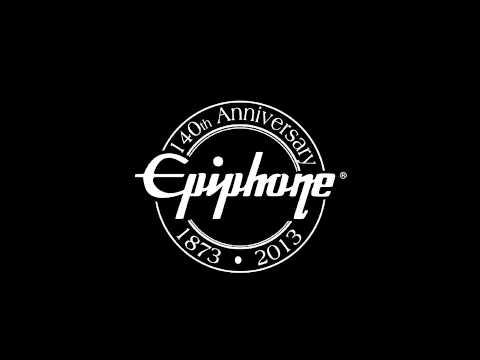 Epiphone 140th Anniversary - Jeff George