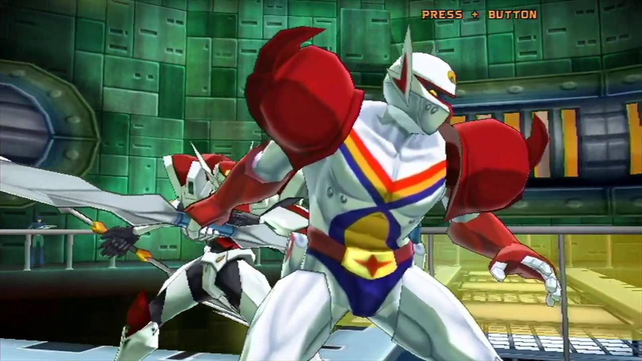Tekkaman Blade Joins Tatsunoko Vs. Capcom - Nintendo Life