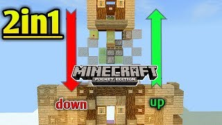 Minecraft Pe Flying Machine Up And Down