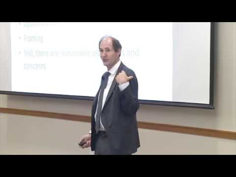 Cass Sunstein | The Ethics of Influence