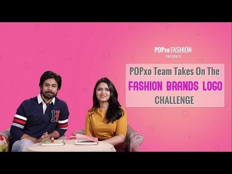 POPxo Team Takes On The Fashion Brands Logo Challenge - POPxo Fashion