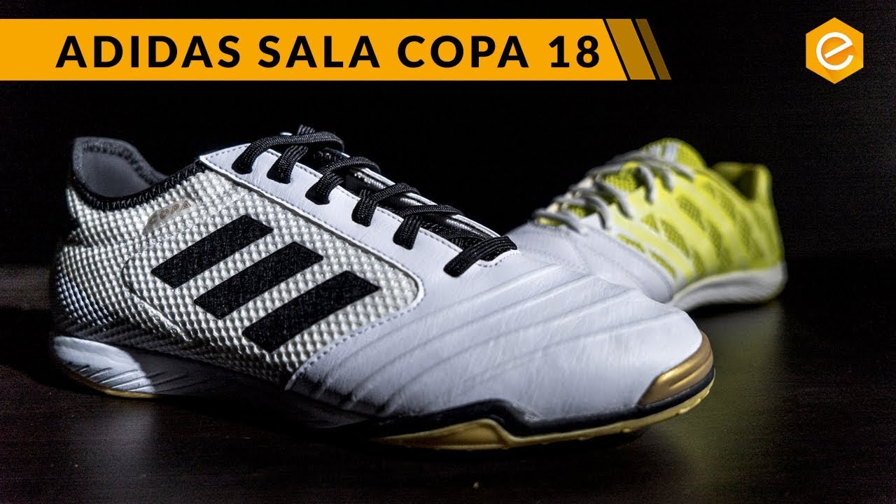 finest selection 996d4 93917 El REGRESO de la adidas TOP SALA