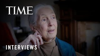 Jane Goodall, a Portrait of Enduring Hope | TIME