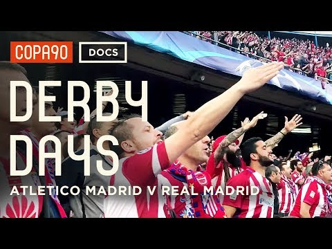 DERBY DAYS RETURNS! MADRID DERBY