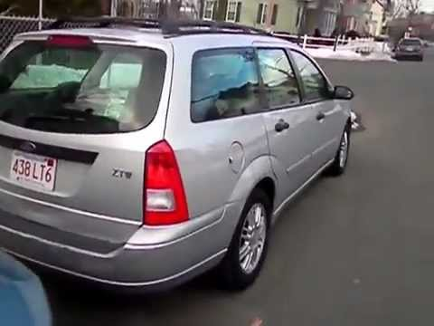 ford focus 2004 wagon ztw youtube. Black Bedroom Furniture Sets. Home Design Ideas
