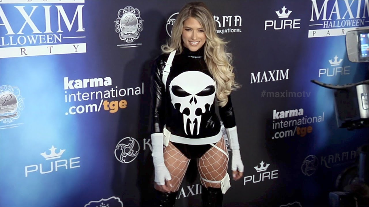 barbie blank 2017 maxim halloween party