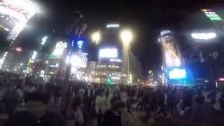 Tokyo and Hong Kong 2014 - Marcus and Lauren