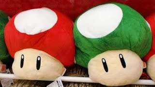 Baixar Super Mushroom Pillows | Taito Prize [ENG Sub]