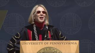 President Amy Gutmann 2017 Commencement Speech thumbnail