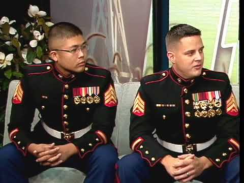 us marine recruiters part 1 youtube
