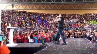 Alex Zurdo Congreso de Jóvenes [De La Mano Con Dios] 2015 El Salvador