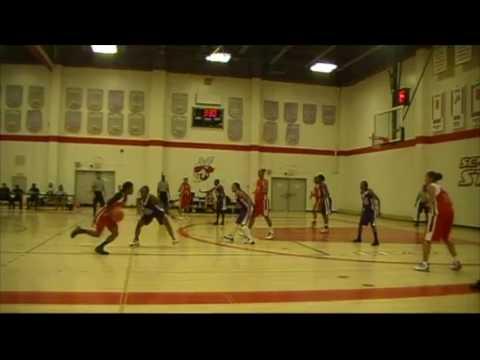 2011 Toronto Lady Elite 1's vs Flint Lady Monarchs