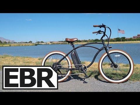 Tower Beach Bum Review - $1.7k Cruiser Electric Bike