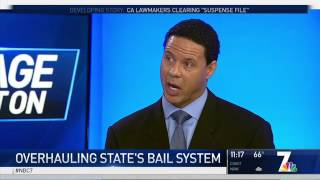 Brian Watkins tells the truth about bail reform to NBC 7 San Diego