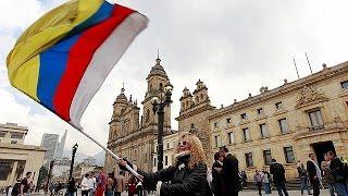 Колумбия  Сенат одобрил новый договор о мире с повстанцами