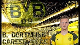 FIFA 19 | DORTMUND CAREER MODE | EP.1 | BUNDESLIGA CHAMPIONS!!!