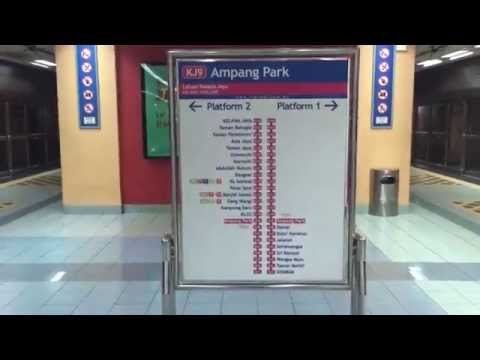 Kuala Lumpur Public Transport systems