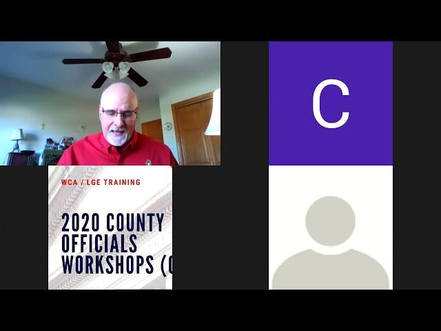 COWs June 15, 2020 Webinar