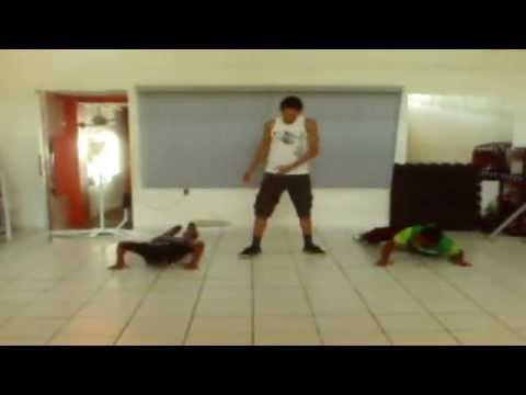 Ensaio de Dança de rua do grupo Cybernetco Da Cidade de Pirpirituba PB