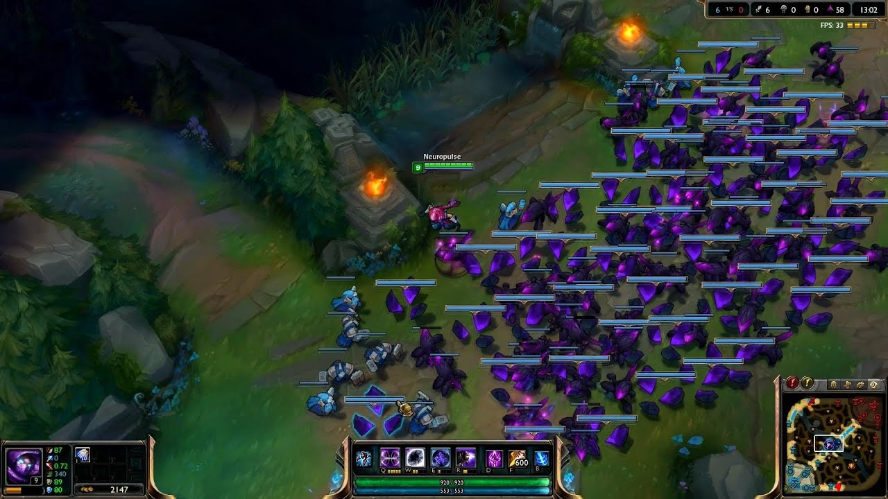 Void Gate New Item (Bugged) Preview [12/2 PBE Update ...