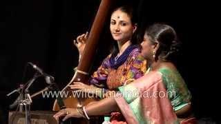 Mahua Mukherjee sings