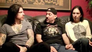 Thin Lizzy Interview w/ Ricky Warwick & Damon Johnson – Shockwaves VideoCast Episode 5