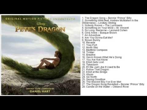 Pete's Dragon Full Soundtrack Tracklist