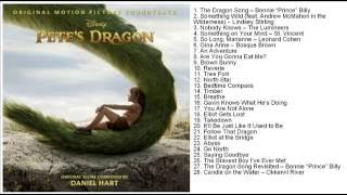Pete's Dragon Full Soundtrack Tracklist
