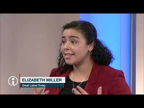 Elizabeth Miller (Great Lakes Today) on Ideas 11-9