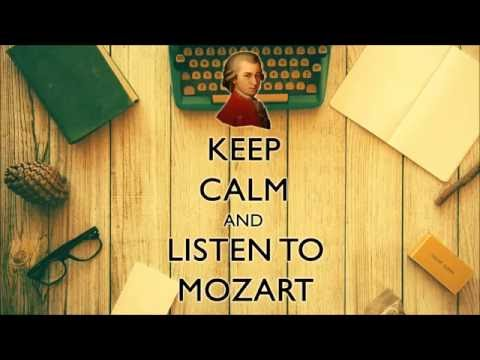 AD FREE Mozart – Classical Music for Studying and Concentration