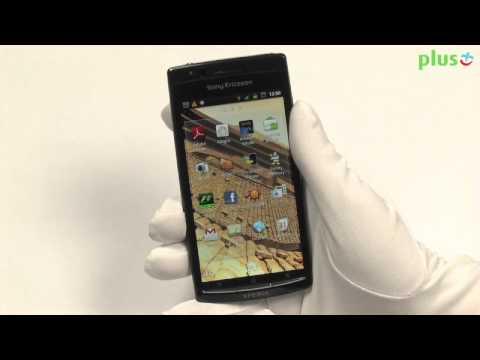 SE XPERIA ARC - test recenzja Sony Ericssona Xperii Arc
