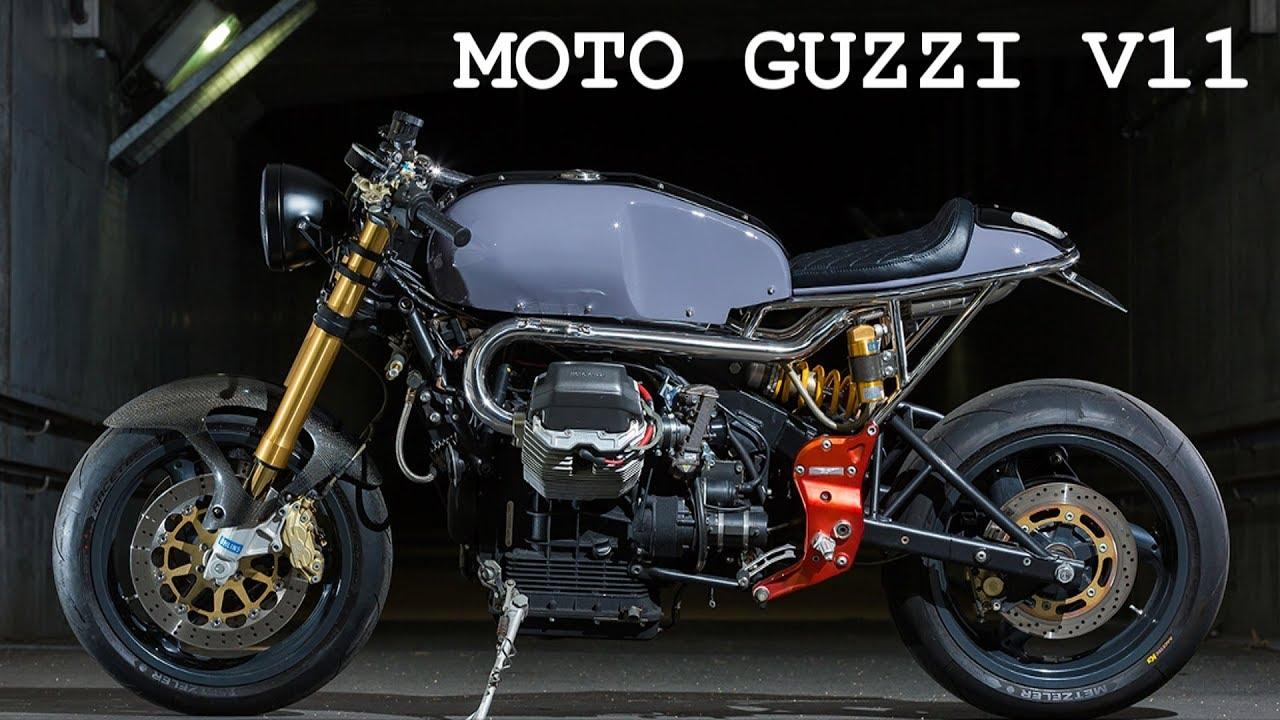 Moto Guzzi V11 Cafe Racer Impre Media