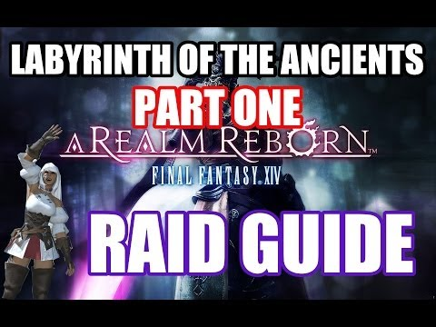 Labyrinth of the Ancients (Crystal Tower) Raid Guide - Part One!