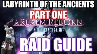 labyrinth of the ancients crystal tower raid guide part one