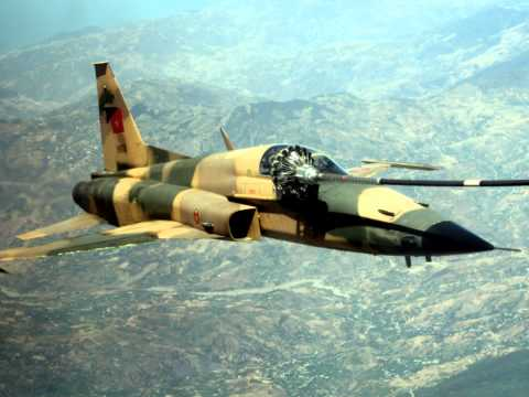 Moroccan F-5 Jet Fighters