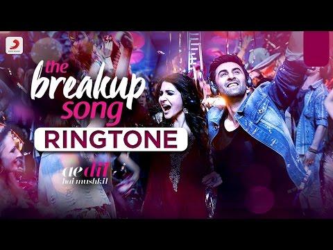 The Breakup Song- Ringtone ( Ae Dil Hai Mushkil )